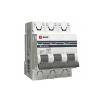 Выключатель авт. мод. 3п B 32А ВА 47-63 4.5kA PROxima EKF mcb4763-3-32В-pro