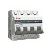 Выключатель авт. мод. 4п C 16А ВА 47-63 4.5kA PROxima EKF mcb4763-4-16C-pro
